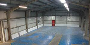 Warehouse 2 Interior